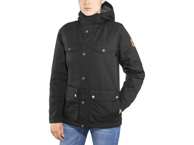 premium selection 1c017 6f52d Fjällräven Greenland Winter Jacket Damen black